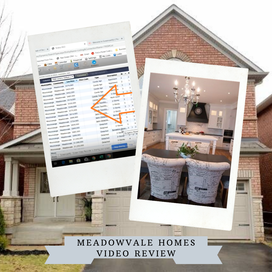 Meadowvale Homes Video Review